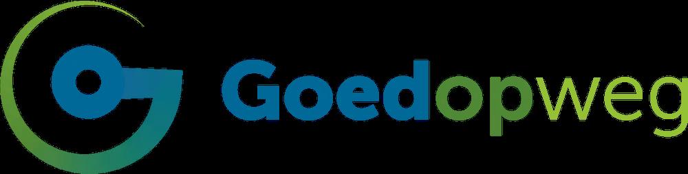 Goed op weg logo